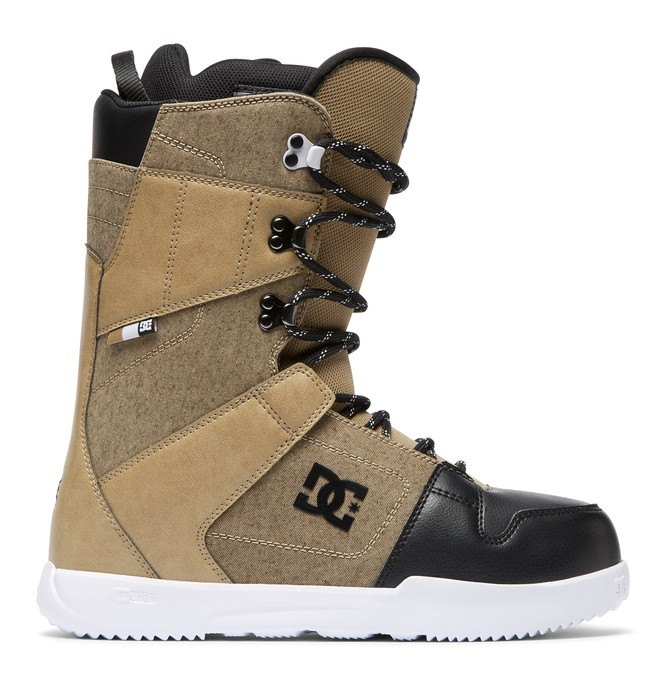 0 Phase Lace-Up Snowboard Boots Brown ADYO200038 DC Shoes