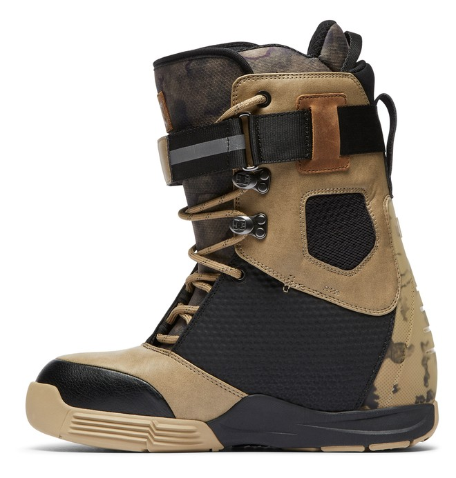 Tucknee - Lace-Up Snowboard Boots for Men  ADYO200039