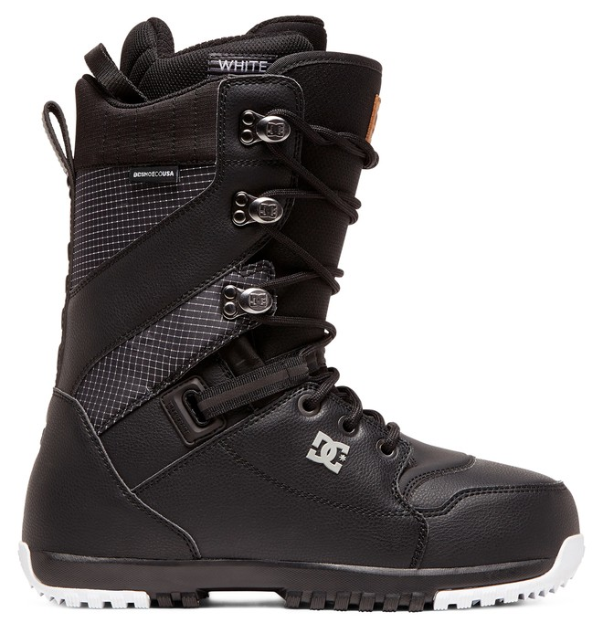 0 Mutiny Lace-Up Snowboard Boots Black ADYO200040 DC Shoes