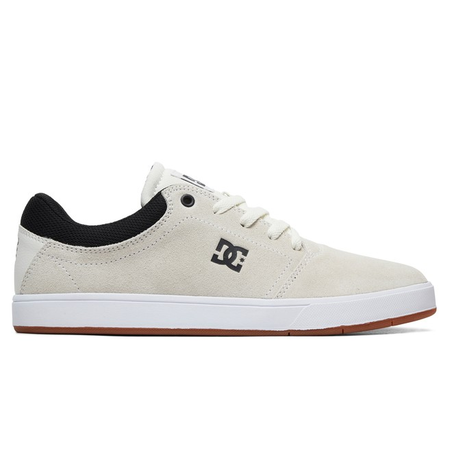 0 Crisis - Shoes White ADYS100029 DC Shoes