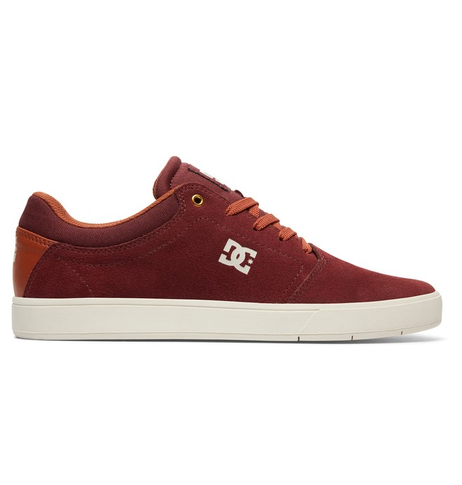 0 Crisis - Shoes for Men Red ADYS100029 DC Shoes