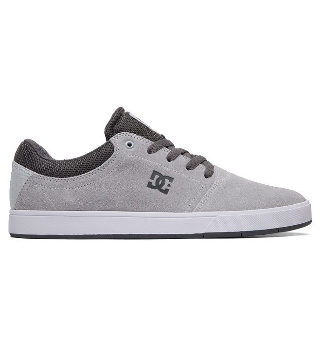 0 Crisis Shoes Grey ADYS100029 DC Shoes