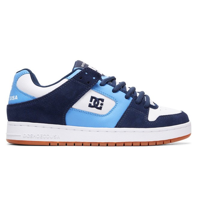 0 Manteca - Baskets pour Homme Bleu ADYS100177 DC Shoes