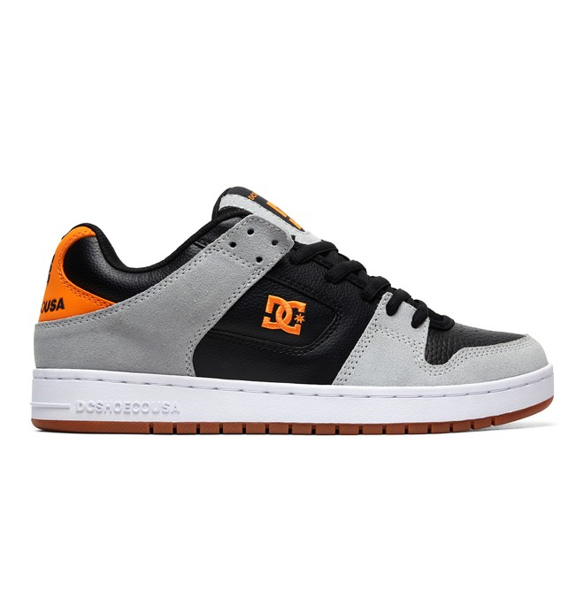 0 Manteca Shoes Grey ADYS100177 DC Shoes