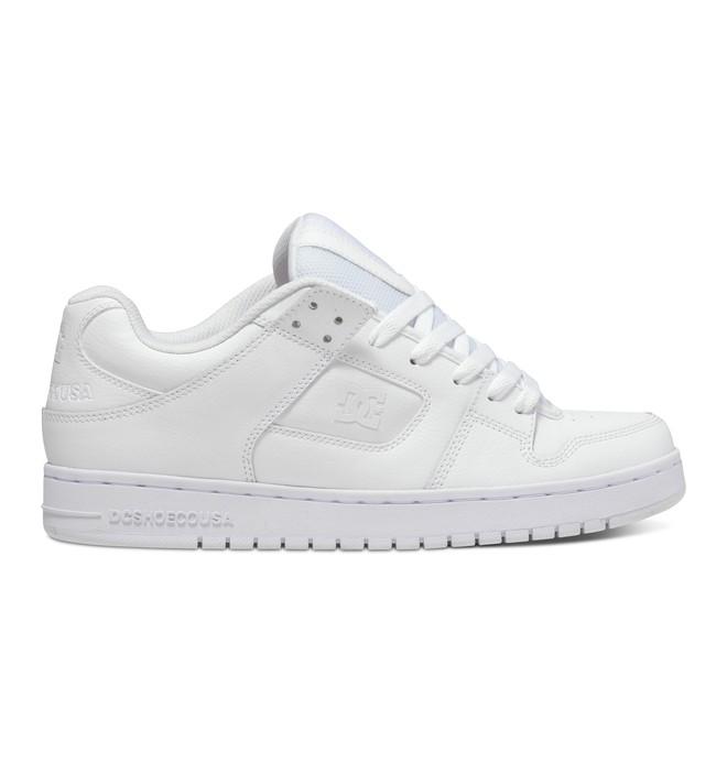 0 Manteca - Baskets pour Homme Blanc ADYS100177 DC Shoes