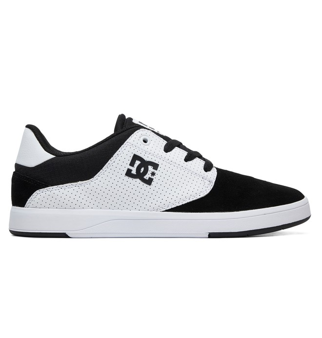 0 Plaza S - Skate Shoes Black ADYS100319 DC Shoes
