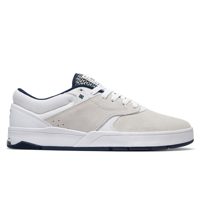 0 Tiago S - Skate Shoes for Men White ADYS100386 DC Shoes