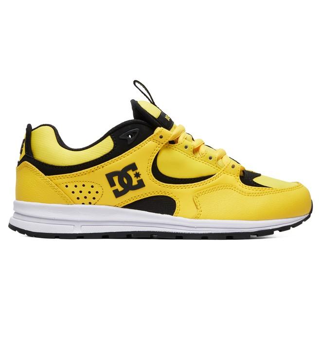 0 Kalis Lite S - Skate Shoes for Men Yellow ADYS100388 DC Shoes