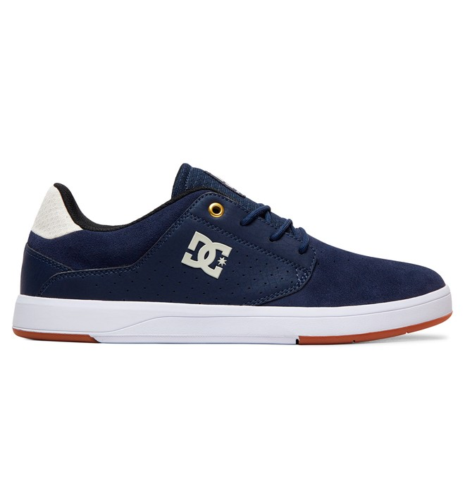 0 Plaza - Zapatillas para Hombre Azul ADYS100401 DC Shoes