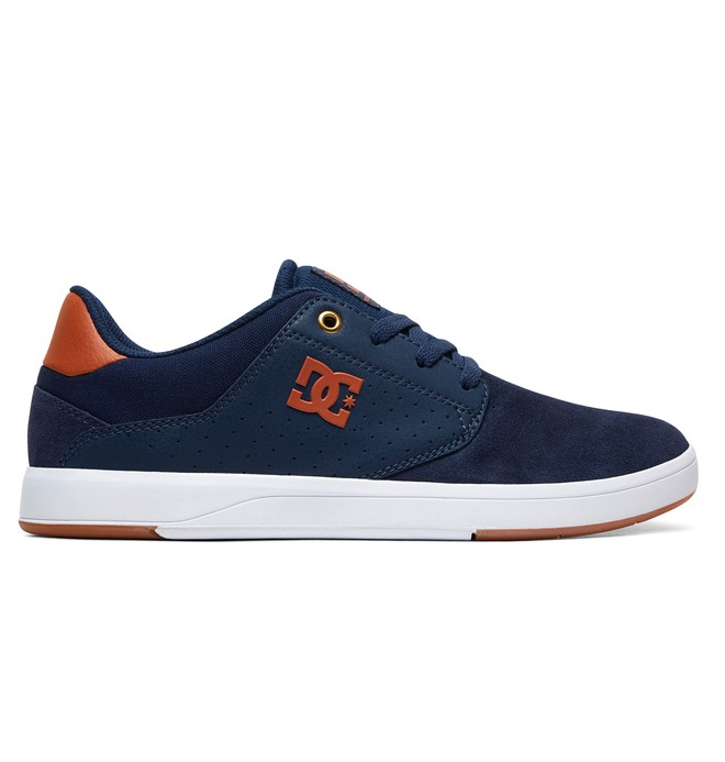 0 Plaza - Shoes for Men Blue ADYS100401 DC Shoes