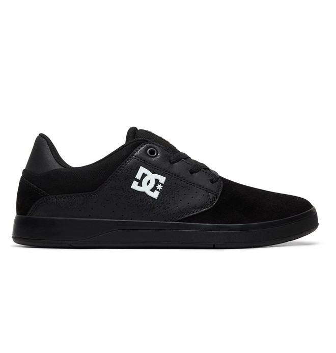0 Plaza Shoes Black ADYS100401 DC Shoes