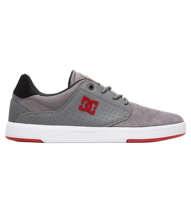 0 Plaza - Shoes Grey ADYS100401 DC Shoes