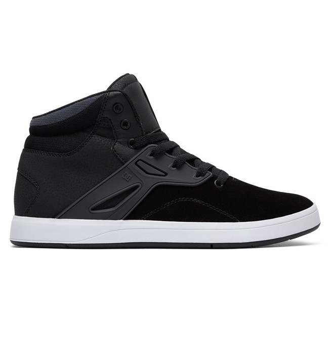 0 Frequency - High-Top Shoes  ADYS100410 DC Shoes