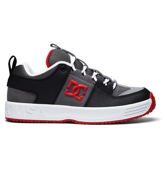 0 Lynx - Shoes for Men Grey ADYS100425 DC Shoes