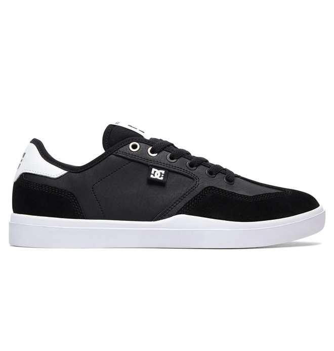 0 Vestrey S - Skate Shoes for Men Black ADYS100434 DC Shoes