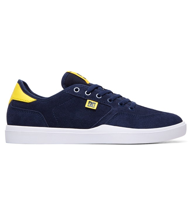 0 Vestrey S Skate Shoes Blue ADYS100434 DC Shoes