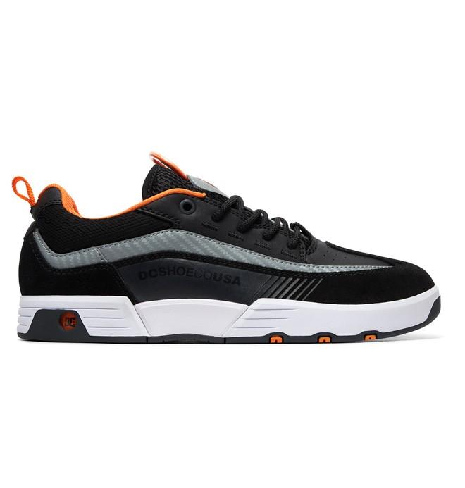 0 Zapatos de Patinaje S delgados Legacy 98 Multicolor ADYS100435 DC Shoes