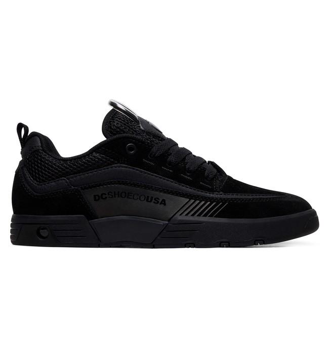 0 Legacy 98 Slim S - Chaussures de skate pour Homme Noir ADYS100435 DC Shoes