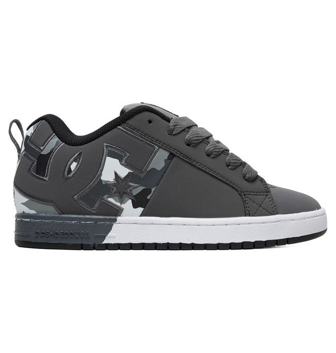 0 Court Graffik - Shoes Gray ADYS100442 DC Shoes