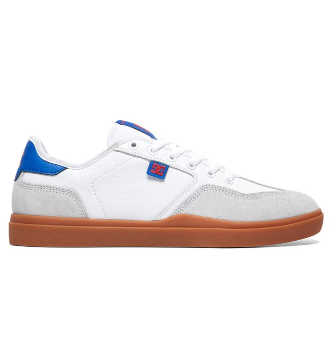 0 Vestrey Shoes White ADYS100444 DC Shoes