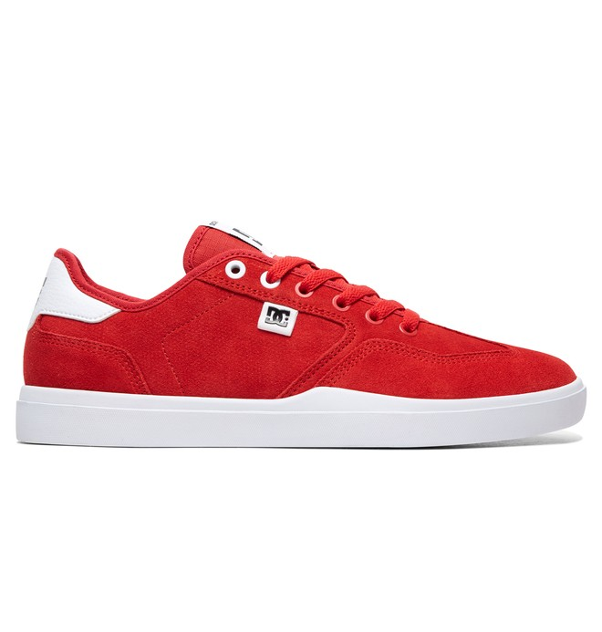 0 Vestrey Shoes Red ADYS100444 DC Shoes