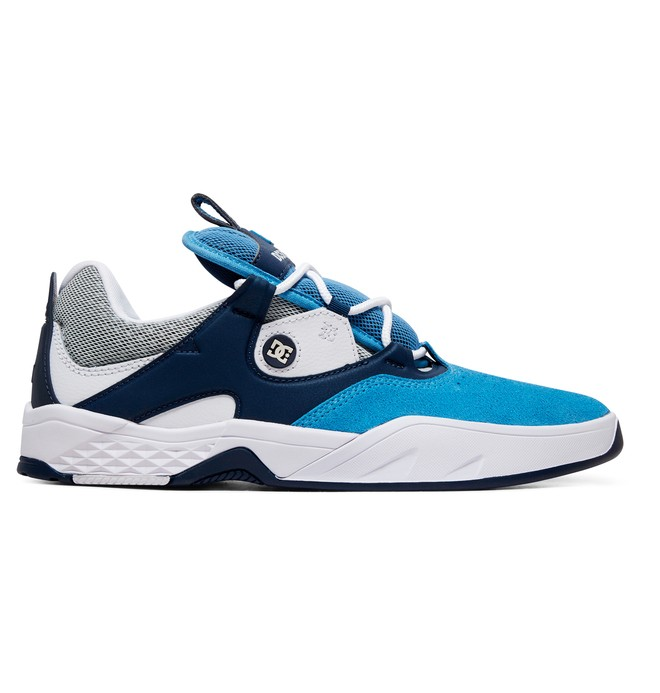 0 Kalis S Skate Shoes Blue ADYS100470 DC Shoes
