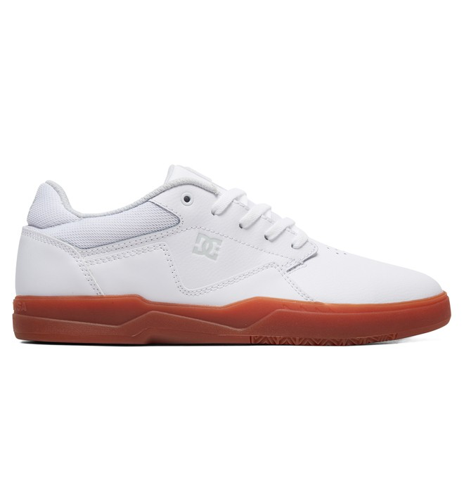 0 Barksdale - Shoes White ADYS100472 DC Shoes