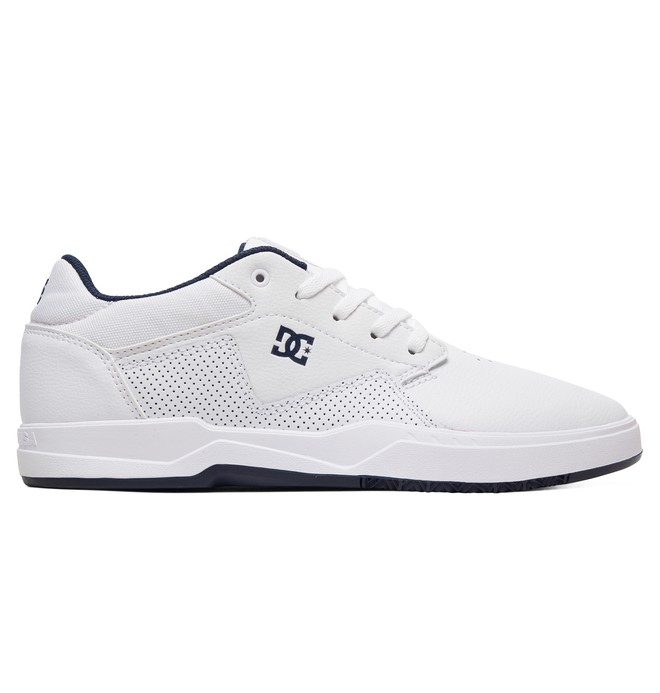 0 Barksdale - Shoes for Men White ADYS100472 DC Shoes
