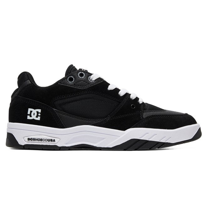 0 Maswell - Shoes Black ADYS100473 DC Shoes