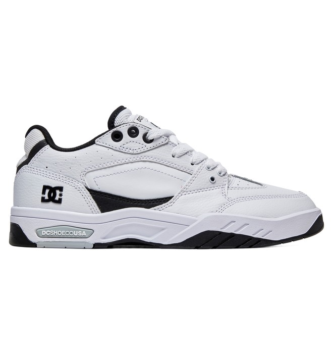 0 Maswell - Shoes White ADYS100473 DC Shoes