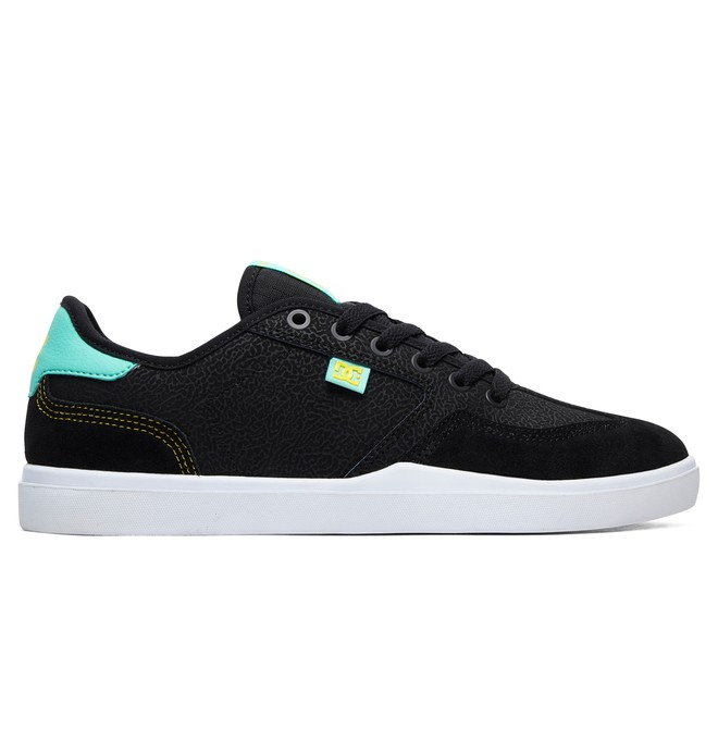 0 Vestrey S SE Skate Shoes Black ADYS100498 DC Shoes