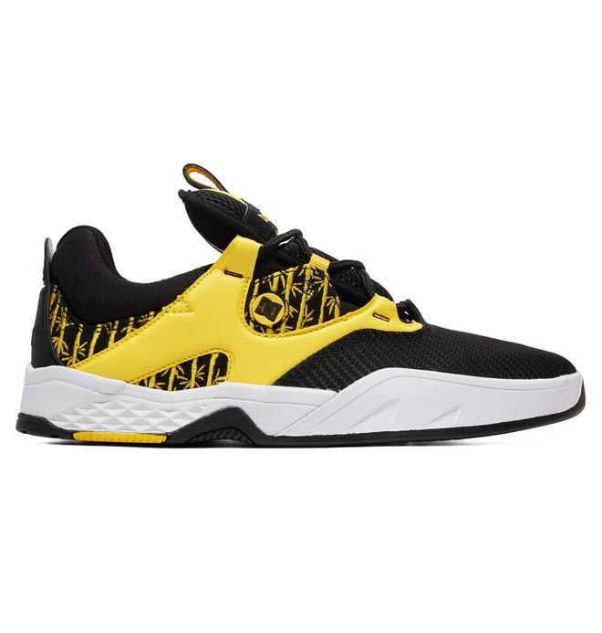 0 Kalis S TX SE - Skate Shoes for Men Black ADYS100508 DC Shoes