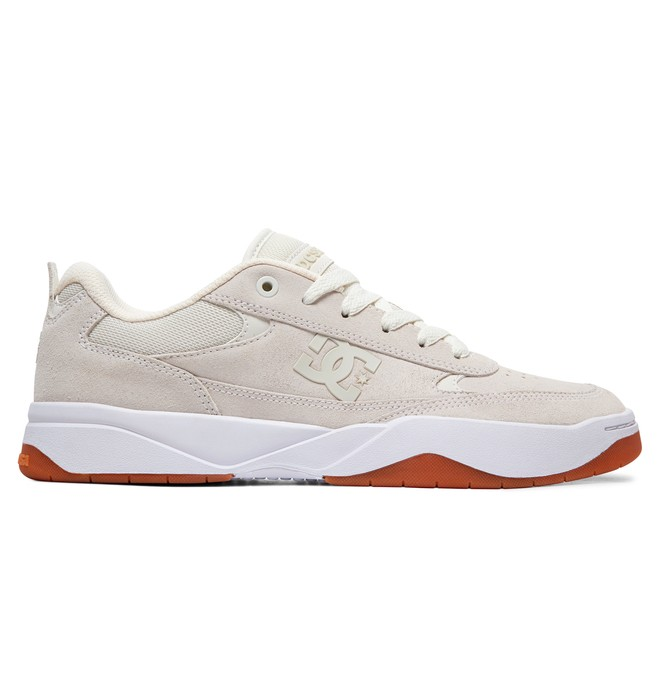 0 Penza Shoes White ADYS100509 DC Shoes