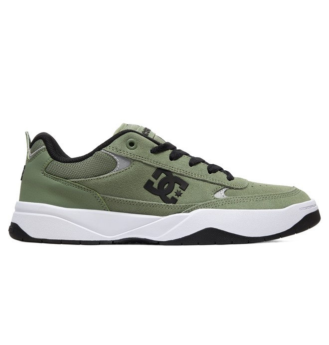 0 Penza Shoes Green ADYS100509 DC Shoes