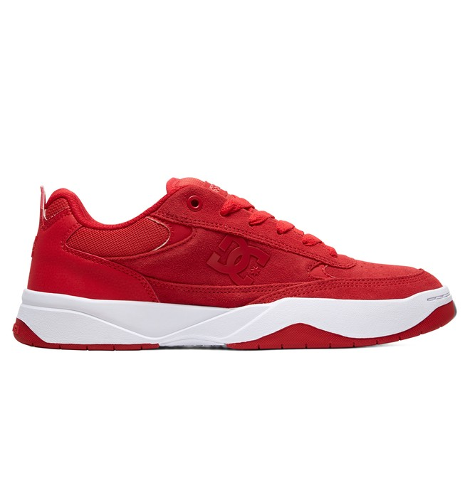 0 Penza Shoes Red ADYS100509 DC Shoes