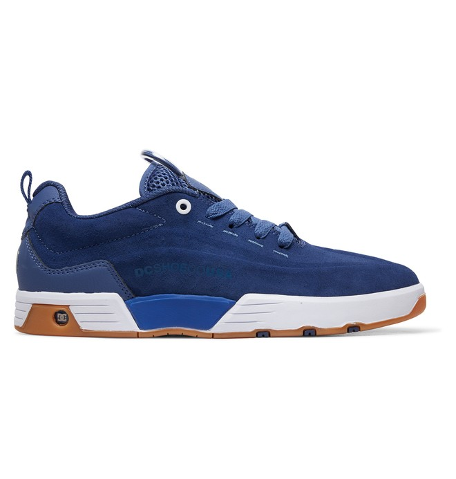 0 Legacy 98 Vac S - Skate Shoes Blue ADYS100520 DC Shoes