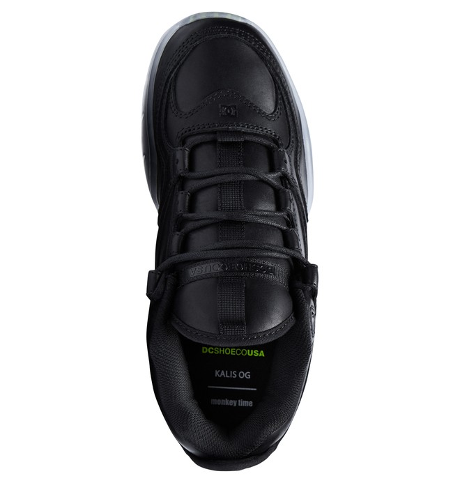 Kalis OG x Monkey Time - Leather Shoes for Men  ADYS100530