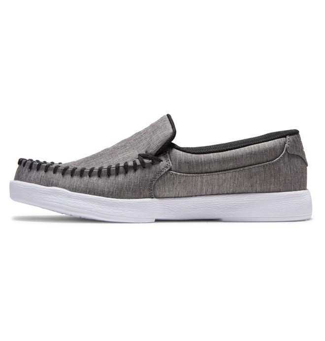 Villain - Leather Slip-On Shoes for Men  ADYS100567