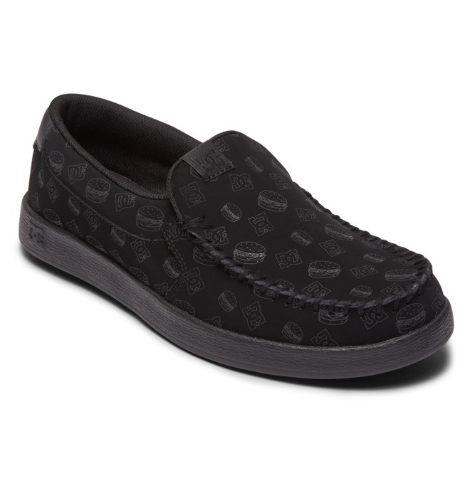 DC x Bobs Burgers Villain - Leather Shoes  ADYS100659