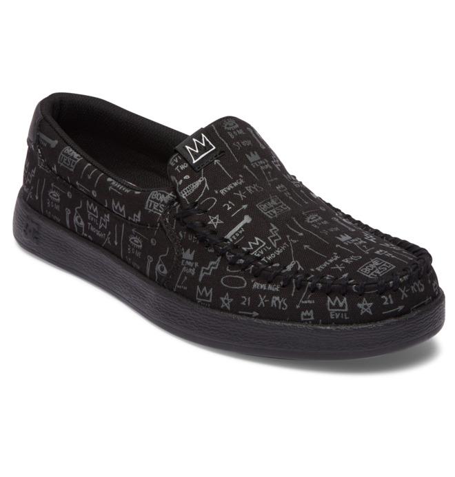 BASQ Villain 2 - Slip-On Shoes for Men  ADYS100677