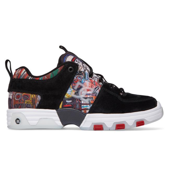 Basquiat Hybrid - Suede Shoes for Men  ADYS100678
