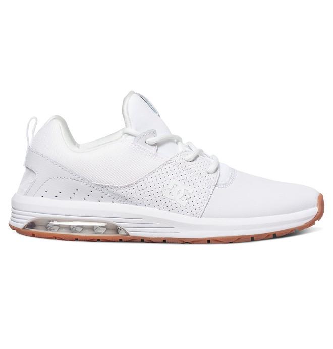 0 Heathrow IA - Scarpe da Uomo White ADYS200035 DC Shoes