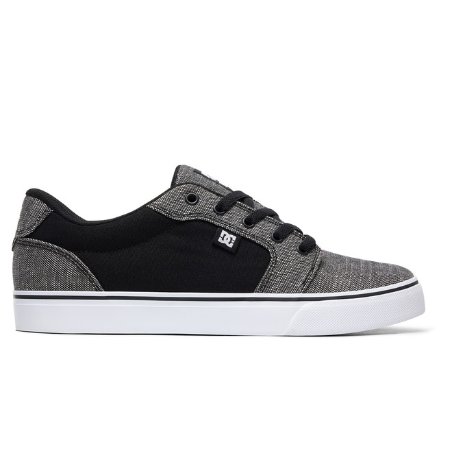 0 Zapatos TX SE Anvil Negro ADYS300036 DC Shoes