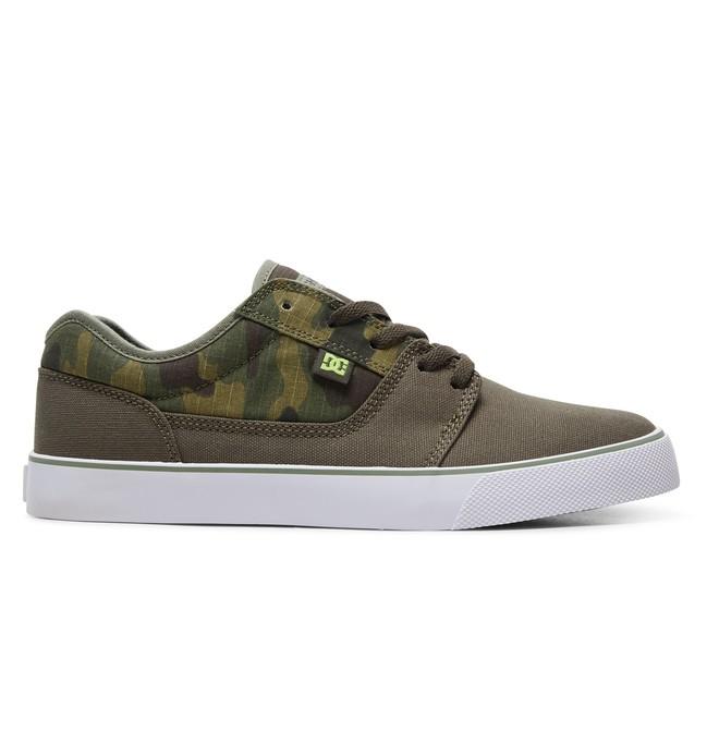 0 Tonik TX SE - Baskets pour Homme Vert ADYS300046 DC Shoes