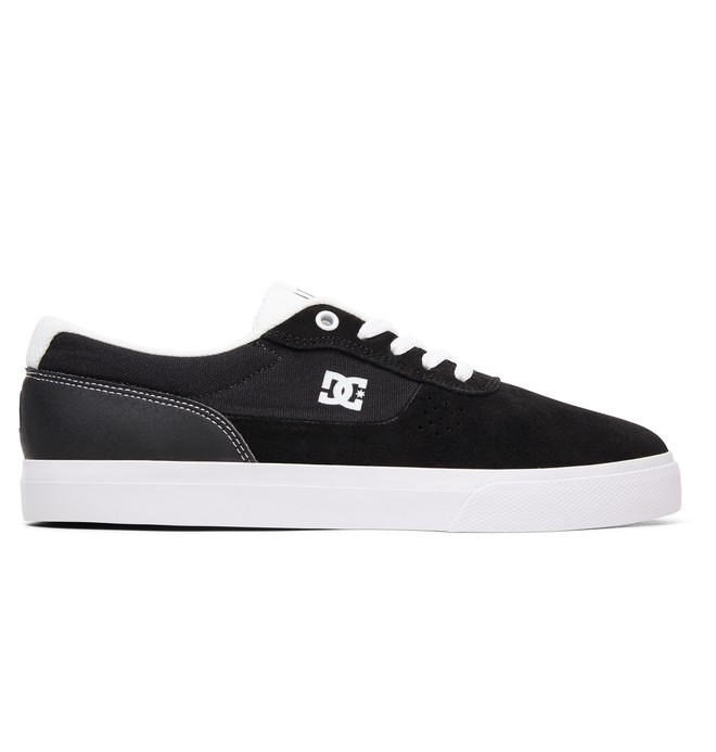 0 Switch S Skate Shoes Black ADYS300104 DC Shoes