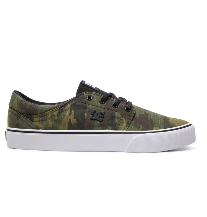 0 Zapatos Trase TX SE Gris ADYS300123 DC Shoes
