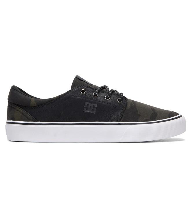 0 Trase TX SE - Shoes Grey ADYS300123 DC Shoes