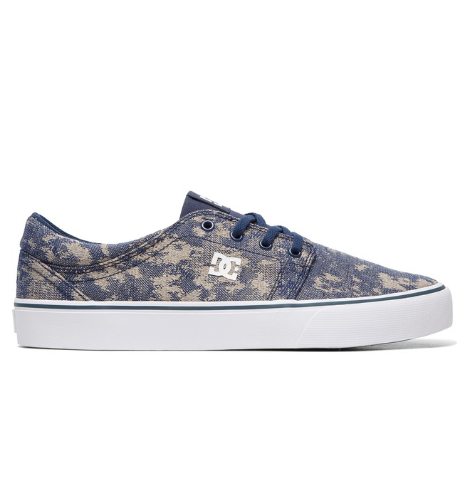 0 Zapatos Trase TX SE Azul ADYS300123 DC Shoes