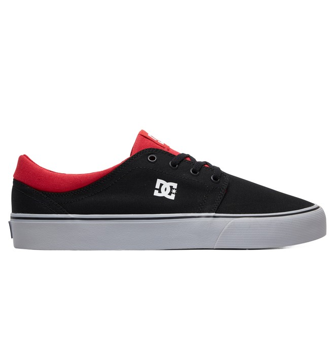 0 Zapatos TX Trase Negro ADYS300126 DC Shoes