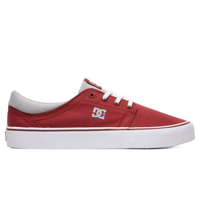 0 Trase TX - Shoes for Men Red ADYS300126 DC Shoes